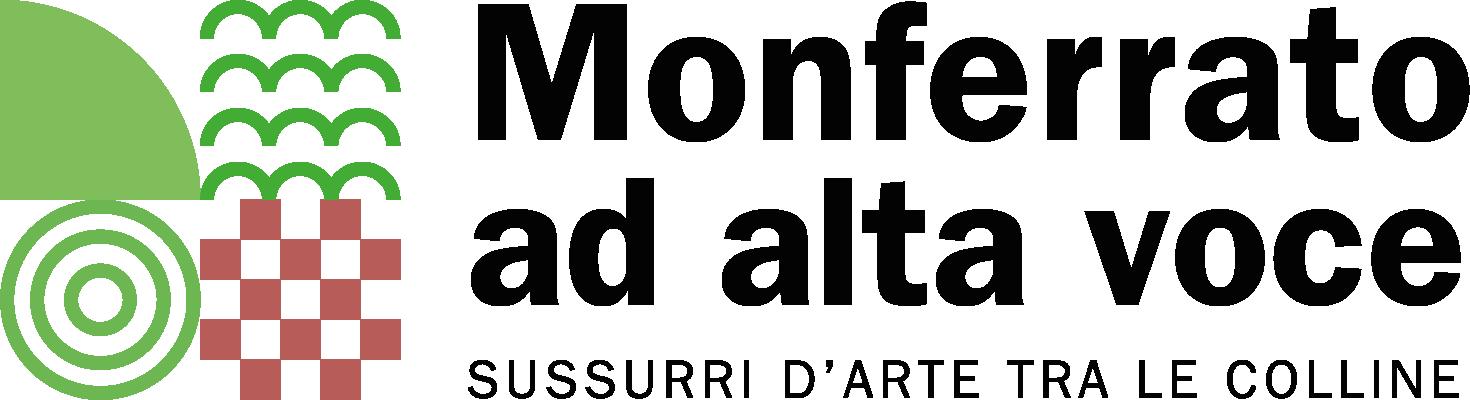 Logo Monferrato ad alta voce